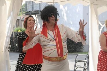 Rock 'n' Roll – Sommerfest im Alten Rathaus
